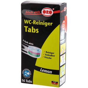 WC-Reiniger ORO fresh Tabs
