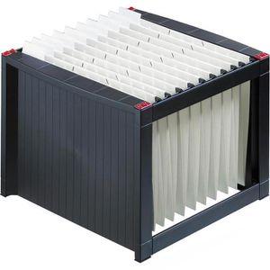 Hängebox Helit H61100-92, the rack, A4