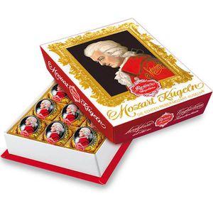 Pralinen Reber Mozartkugeln, Barock, 12 Stück