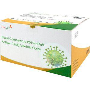 Corona-Schnelltest Hotgen Antigen Nasal-Test