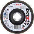 Fächerschleifscheibe Bosch X571 G60 Best for Metal