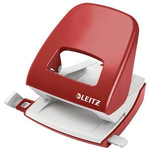 Locher Leitz 5008-00-25, NeXXt, rot