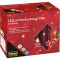 Lichtervorhang Idena 31485 Stern 138 LEDs, 2 x 1 m