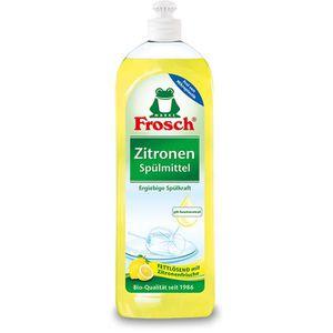 Spülmittel Frosch Bio-Qualität, Zitrone