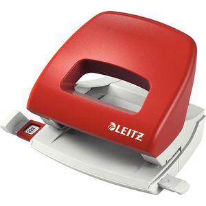 Locher Leitz 5038-00-25, NeXXt, rot