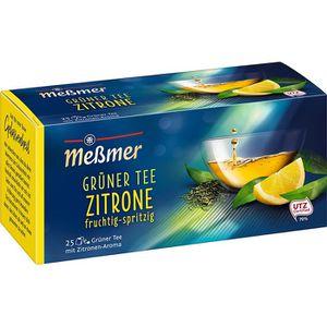 Tee Meßmer Grüner Tee Zitrone