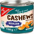 Cashewkerne Gut&Günstig geröstet & gesalzen