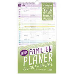 Familienplaner Häfft 5144-3, Jahr 2021 / 2022