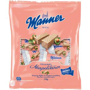 Waffeln Manner Original Neapolitaner Minis