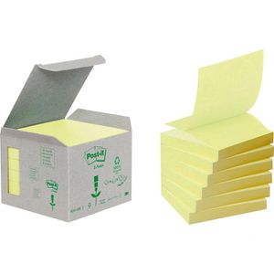 Haftnotizen Post-it Recycling Z-Notes, Mini Tower