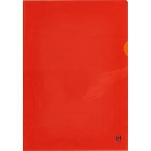 Sichthüllen Oxford 100461014 Premium, orange, A4