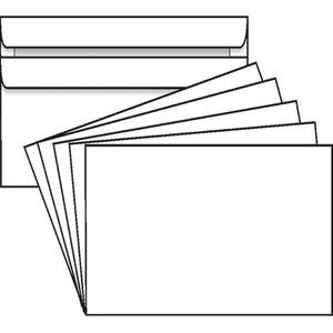 Briefumschläge Rössler C6, weiß