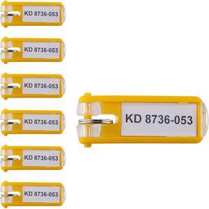 Schlüsselanhänger Durable Key Clip 1957-04