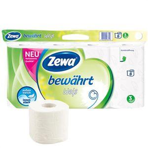Toilettenpapier Zewa bewährt