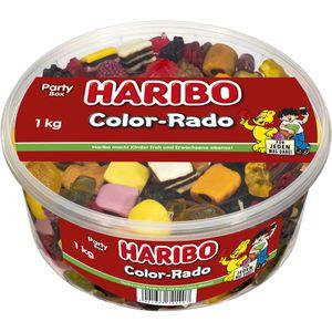 Fruchtgummis Haribo Color-Rado