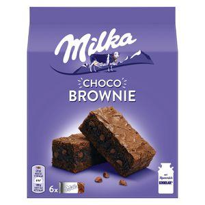 Kuchen Milka Choco Brownie