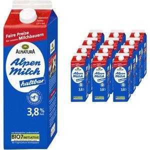 Milch Alnatura H-Milch 3,5% Fett, BIO