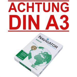 Kopierpapier Navigator Universal, A3