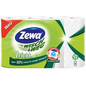 Küchenrollen Zewa Wisch & Weg leicht, 2-lagig