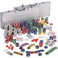 Pokerkoffer Maxstore 20030012, 1000 Pokerchips