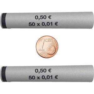 Münzhülsen Betec 3702, für Rollgeld