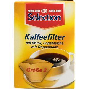 Filtertüten Selex-Selection Größe 2