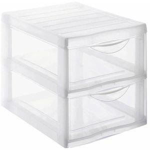 Schubladenbox Rotho 1421900096, Orgamix, A4