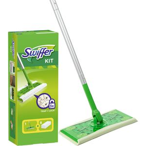 Bodenwischer Swiffer Kit