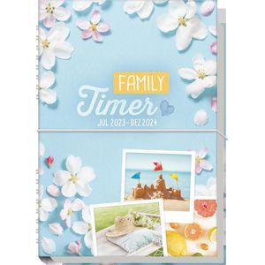 Familienplaner Häfft 5140-1 Family Timer 2021/2022