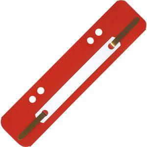 Heftstreifen Böttcher-AG 35 x 150mm, rot
