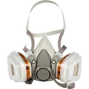Atemschutzmaske 3M Halbmaske 6002C