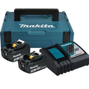 Werkzeugakku Makita Power Source Kit