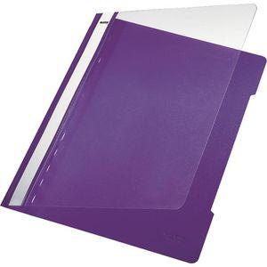 Schnellhefter Leitz 4191-00-65, A4, violett