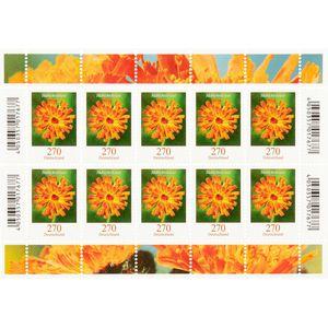 Briefmarke DeutschePost Markenset, Maxibrief