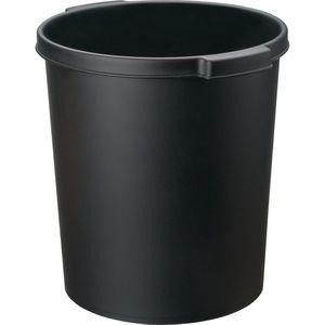 Papierkorb Jalema a29286099 Re-Solution, schwarz