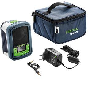 Baustellenradio Festool SYSROCK BR 10 DAB+, 18V