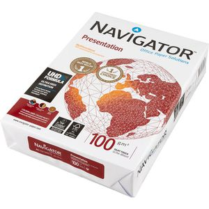 Kopierpapier Navigator Presentation, A4