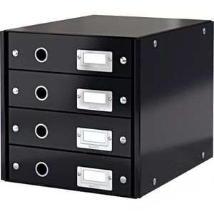Schubladenbox Leitz 6049-00-95, WOW Click & Store