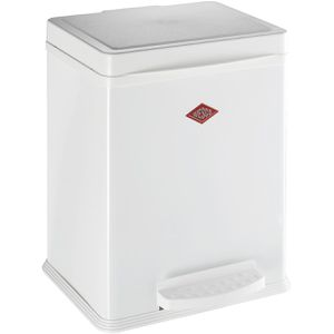 Mülleimer Wesco Öko-Sammler 380 380411-01, weiß
