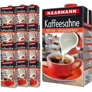 Kaffeesahne Naarmann 10% Fett