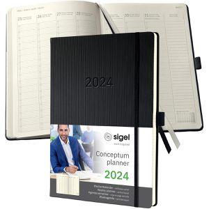 Buchkalender Sigel C2218 Conceptum, Jahr 2022