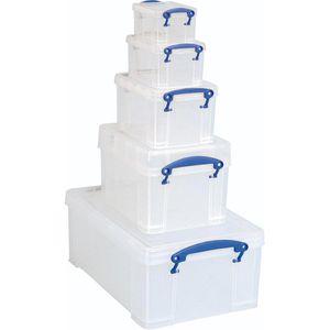 Aufbewahrungsbox Really-Useful-Box 5IN1C14-6