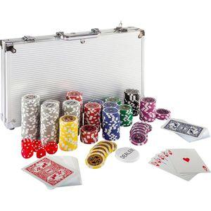 Pokerkoffer Maxstore 20030016, 300 Pokerchips