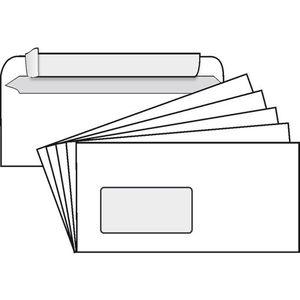 Briefumschläge ELCO 74534.12, DIN lang+, weiß