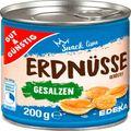 Erdnüsse Gut&Günstig geröstet & gesalzen