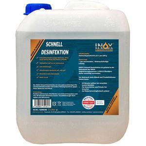 Desinfektionsmittel INOX 6200540, Kanister, NaOCl