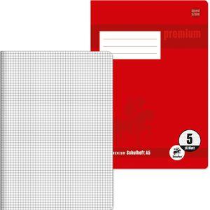 Schulheft Staufen Premium, Lineatur 5