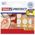 Filzgleiter Tesa Protect 57892, Ø 18mm