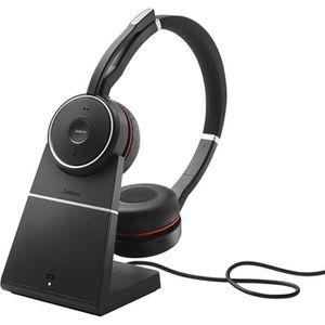Headset Jabra Evolve 75 MS Duo inkl. Ladestation