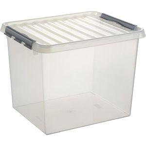 Aufbewahrungsbox Sunware Q-Line Box 79900609, 52L